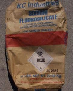 SODIUM-FLUOROSILICATE