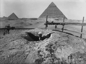 This-is-a-rare-image-of-the-Sphinx-taken-from-a-hot-air-balloon-in-the-early-19th-century-This-is-before-excavation-and-restoration-1