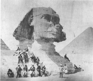 One-of-the-oldest-photos-of-the-Great-Sphinx-from-1880