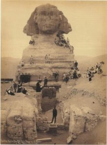 The-Sphinx-Giza-Egypt-c1850