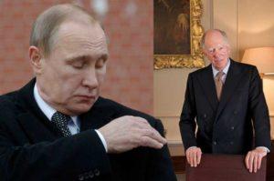 Rosyjska TV ujawnia: Putin wypowie wojnę globalnej elicie i ...