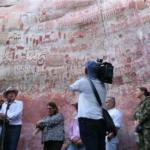 Spektakularne malowidła naskalne z epoki lodowcowej znalezione w kolumbijskim lesie deszczowym