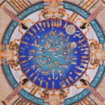 Zodiak Dendera jest jednym z najbardziej starożytnych przekazów astronomicznych pozostawionych ludzkości