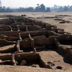 Zaginione miasto boga słońca Atona odkryte w Luksorze