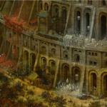 """Babiloński ziggurat Etemenanki: Mit """"wieży Babel"""" znany również amerykańskim Indianom"""