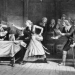 Procesy czarownic z Salem: studenci wzywają do rekompensaty